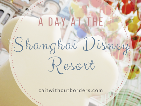 Our First Visit to the Shanghai Disney Resort