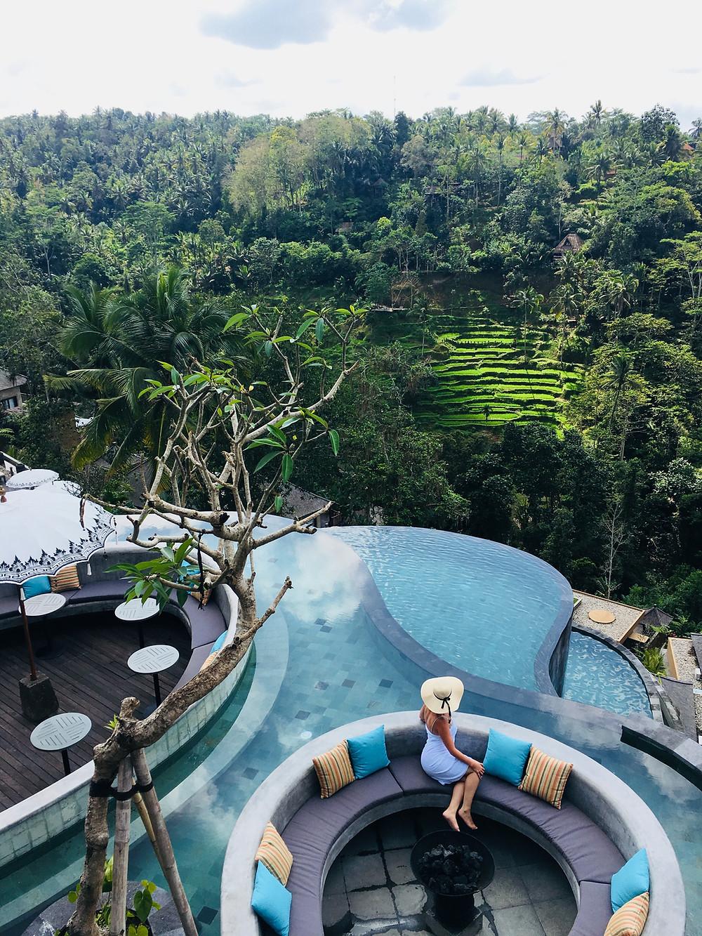 Kayon Jungle Resort in Ubud, Bali, Indonesia
