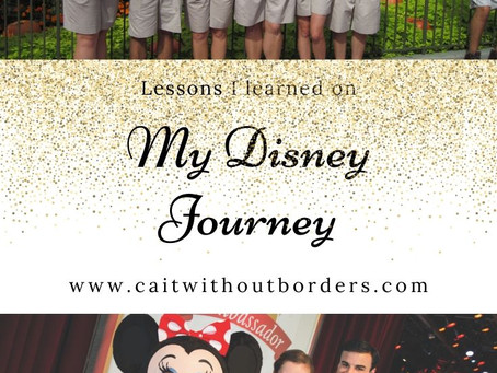 From Hourly Cast Member to Walt Disney World Ambassador—My Disney Journey and the lessons I learned