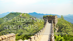 the 10 best travel apps of 2018 Cait Without Borders