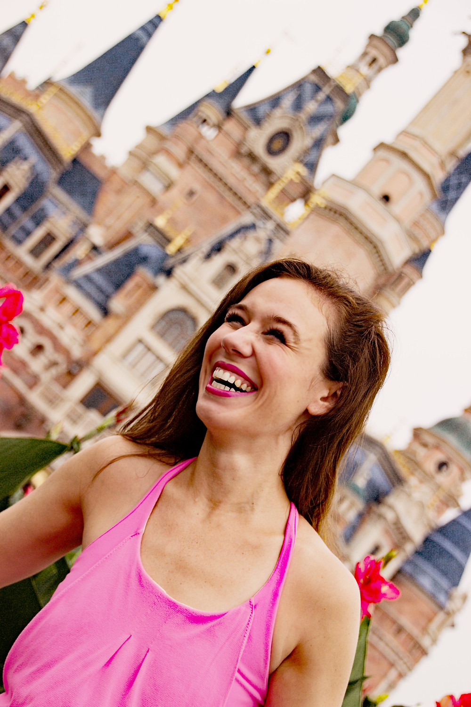 Shanghai Disneyland Resort castle