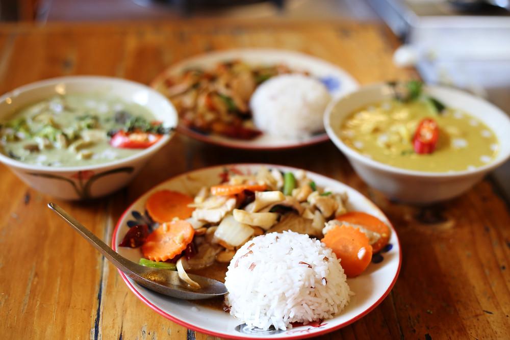 Thai Cooking Class at Thai Farm Cooking School, Chiang Mai