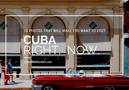 10 Photos That Will Make You Want to Visit Cuba Right. Now.