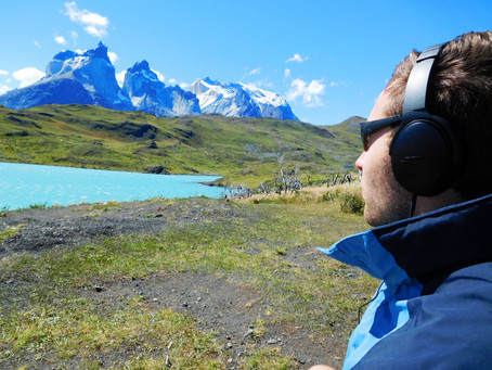 HIS PERSPECTIVE: Testing My Patience: Hiking Patagonia
