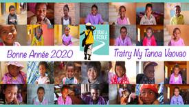 Meilleurs voeux pour cette année 2020 de la part de toute l'équipe de J'irai à l'école !