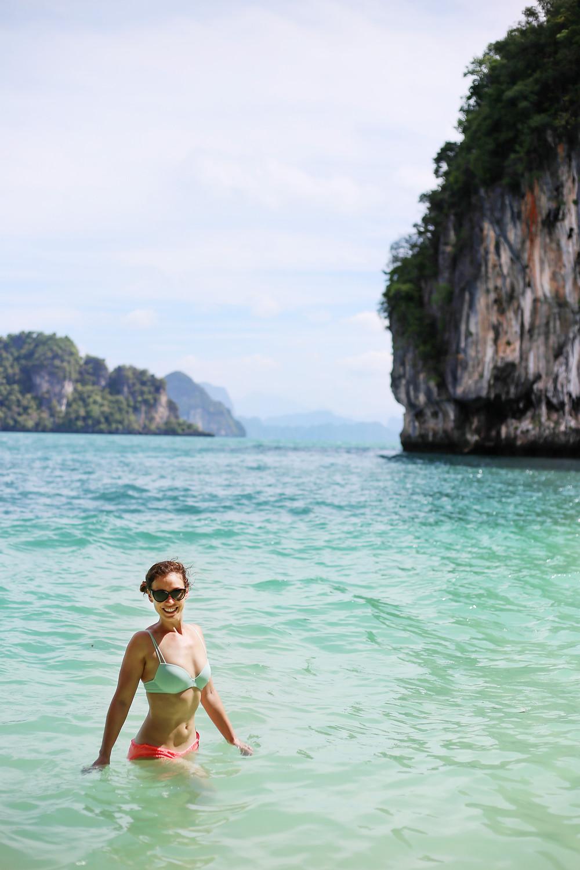 Private Island in Krabi Beach, Thailand