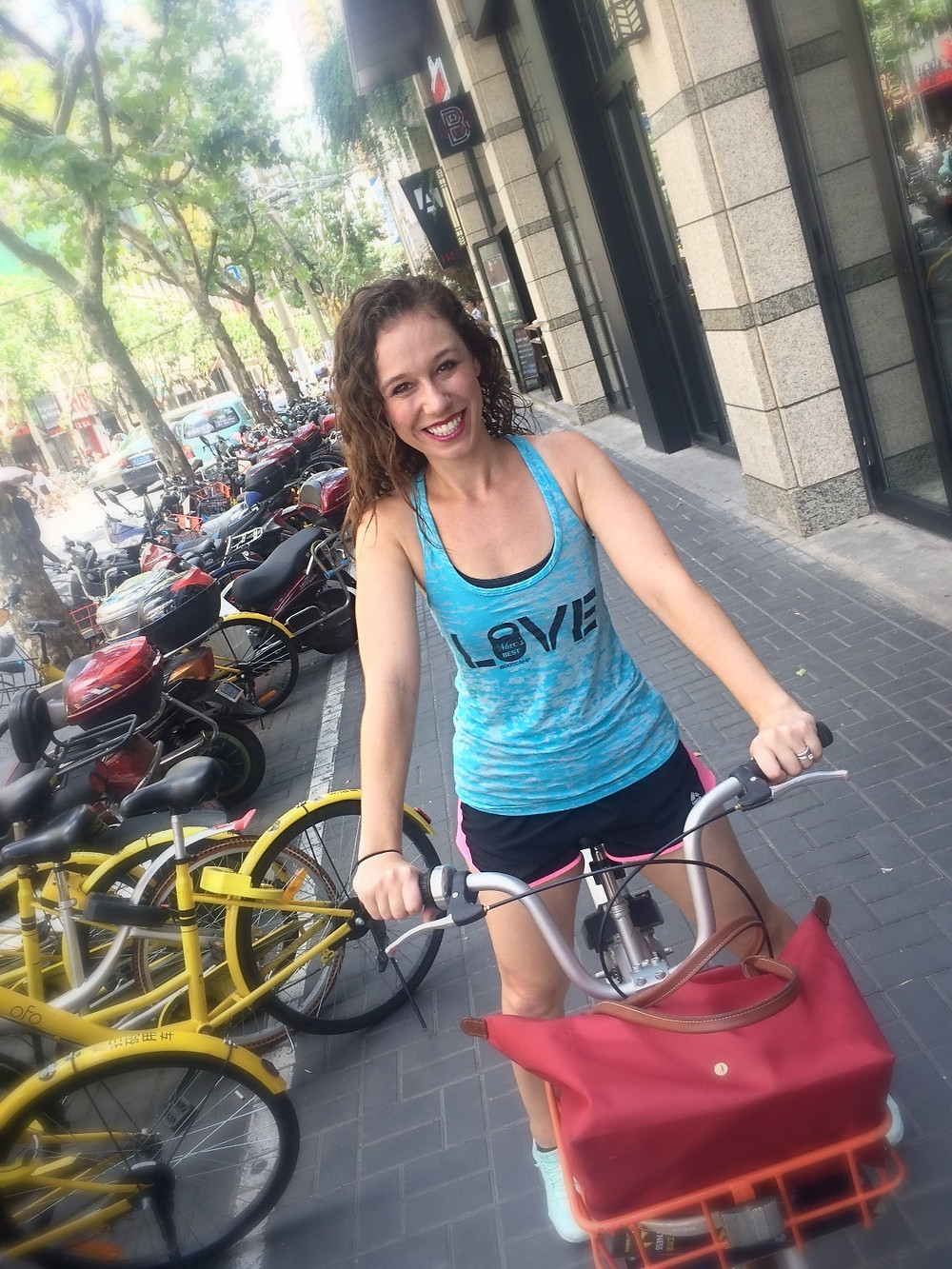 Bike Ride to Work