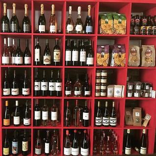Notre espace épicerie où vous trouverez