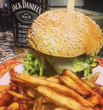 Le Jack #Burger, nouvelle création de no