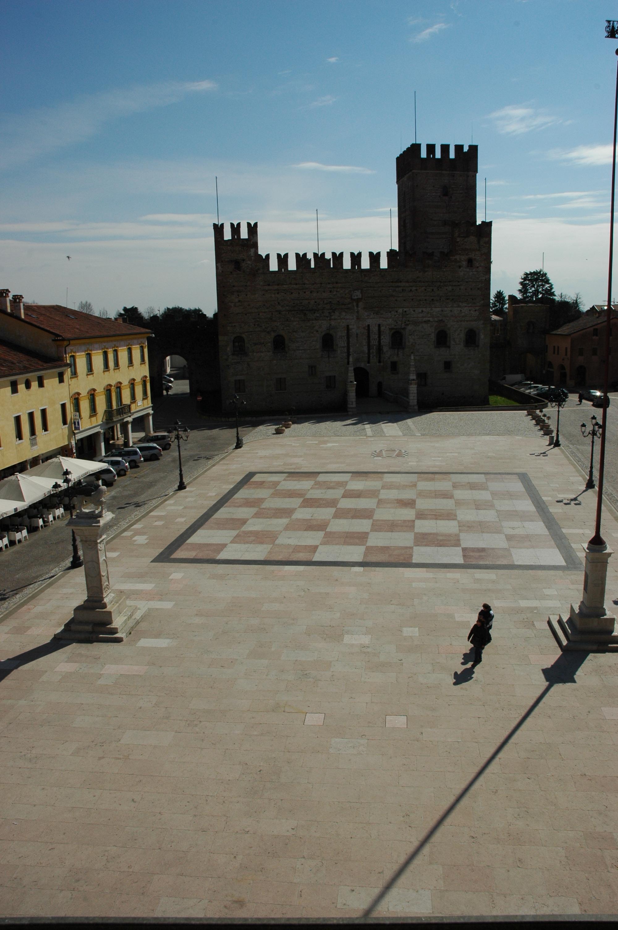 Piazza degli Scacchi
