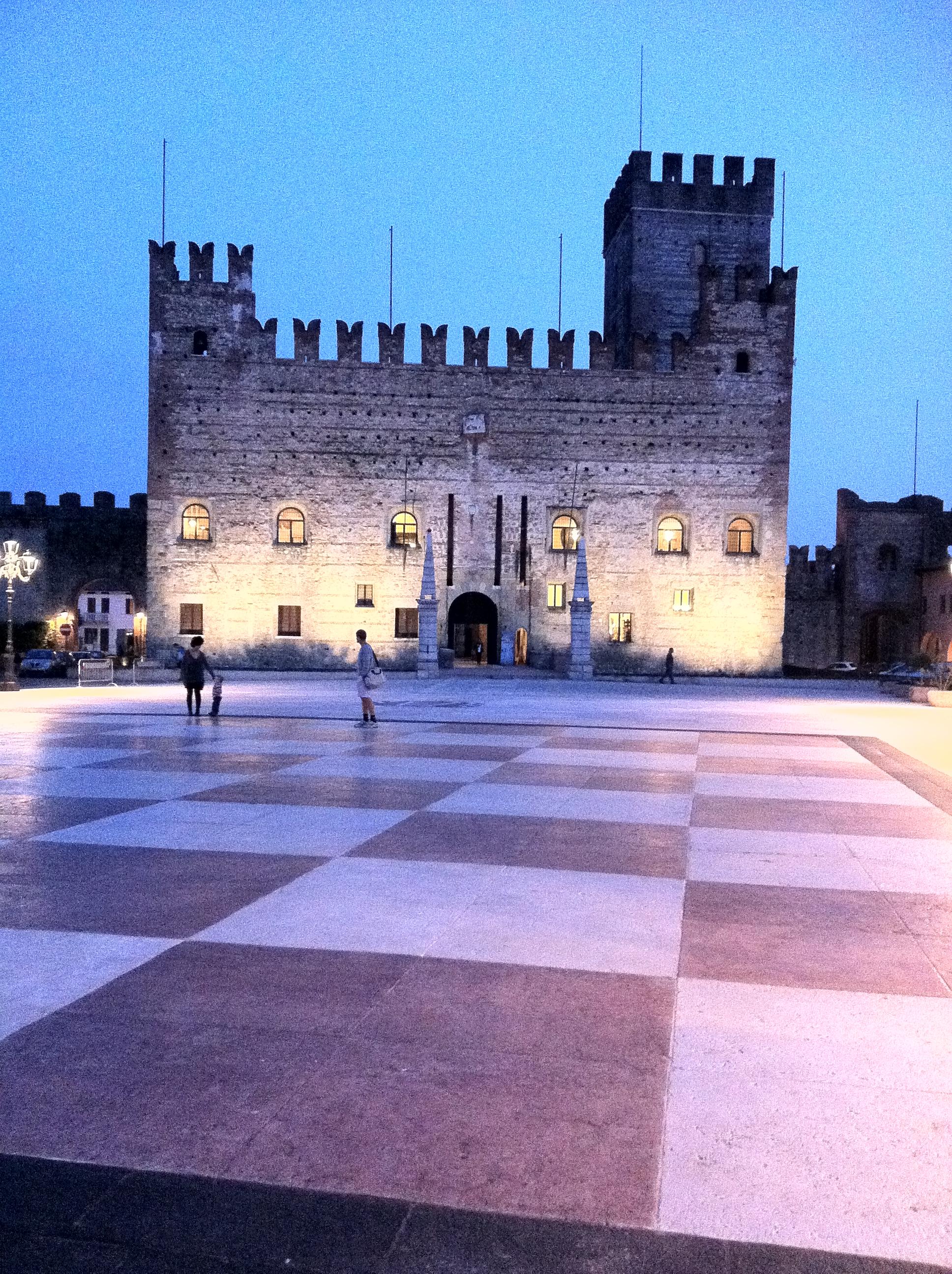 Marostica-Piazza degli Scacchi