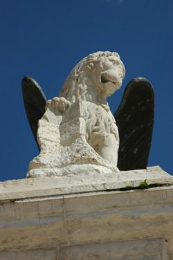 Leone di Piazza degli Scacchi