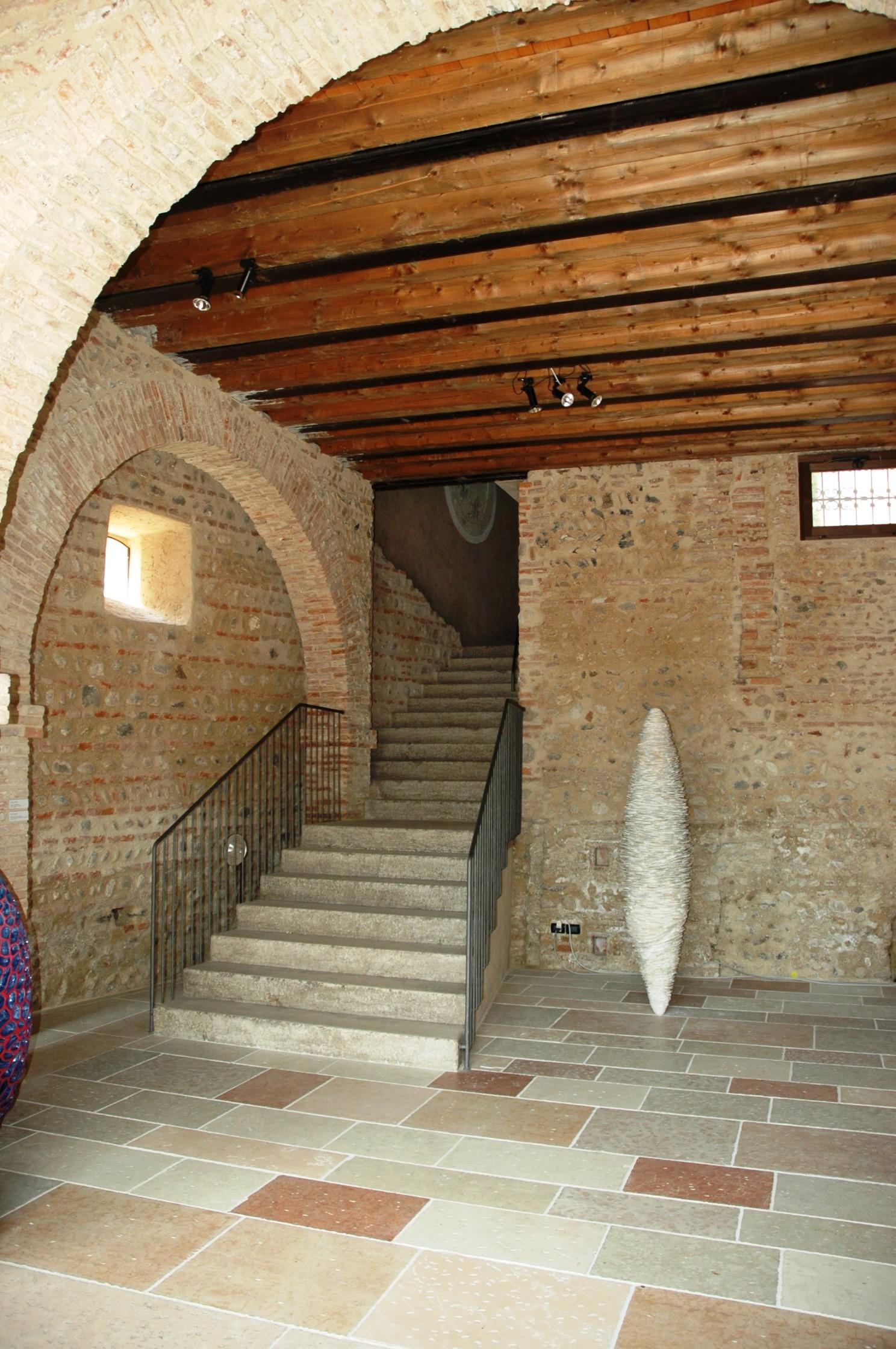Teatro Tito Gobbi-Foyer