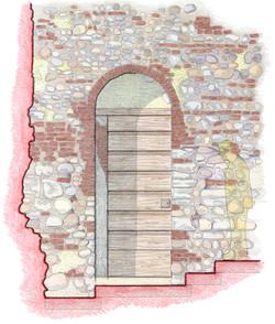 guardiola-porta su cortile-prospetto.jpg