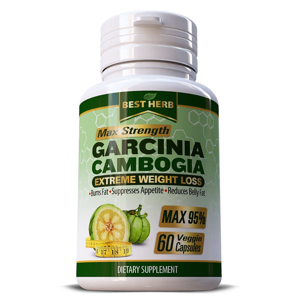 Garcinia Cambogia Weight Loss Supplement Lose Weight Fast Best Diet Pills Dwh Health Solutions