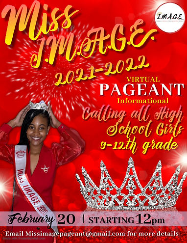 Copy of BeautyPageant Contest Flyer - Ma
