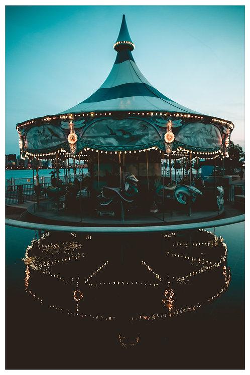 Detroit Carousel