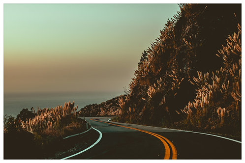 Roadside Sunset
