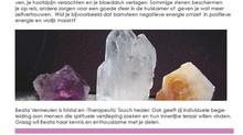 Bijzondere krachten van kristallen & mineralen
