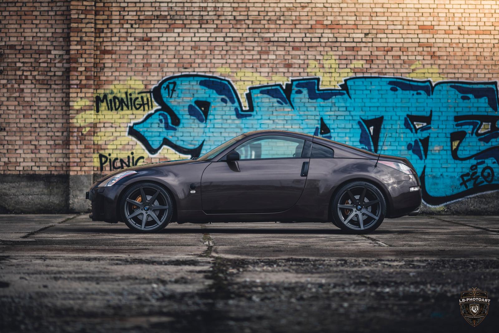 Lb Photoart Nissan 350z