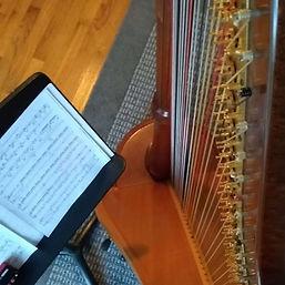 Harp Consortium for Intermediate Solo