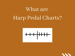 What are Harp Pedal Charts?