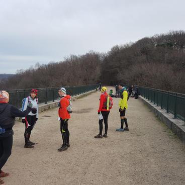 Leçon de Viaduc aux Maratouristes