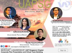 Servant Leadership - Poster