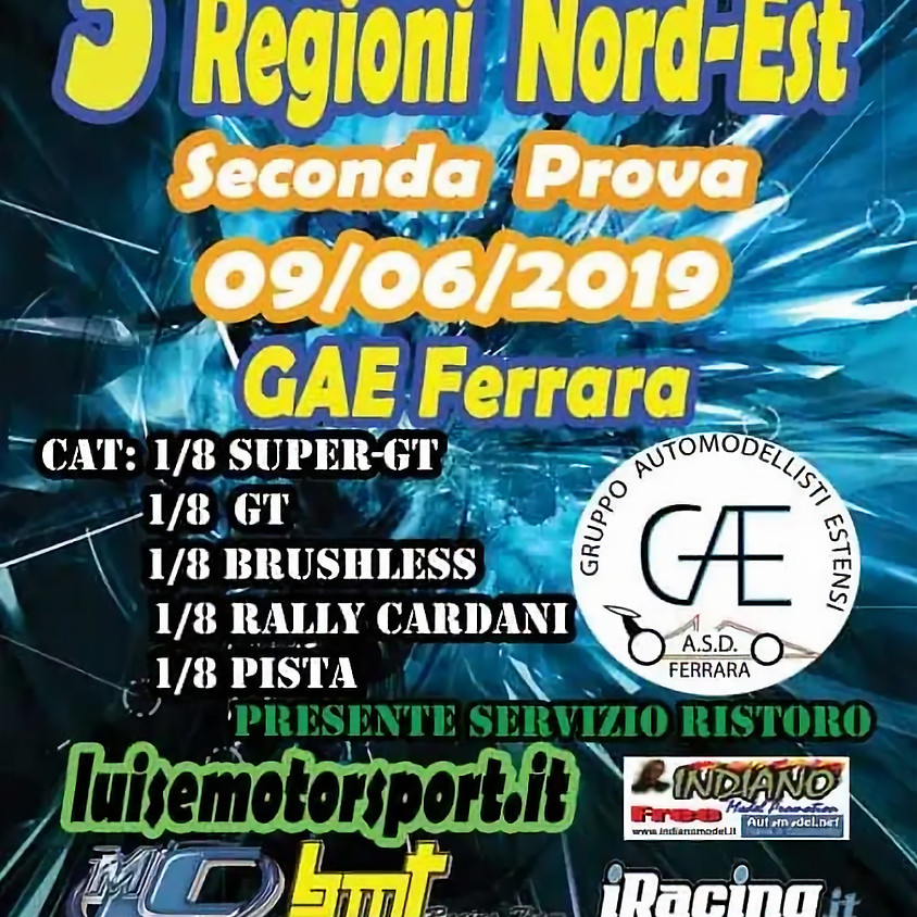 3^ Prova Campionato 3 regioni Nord Est
