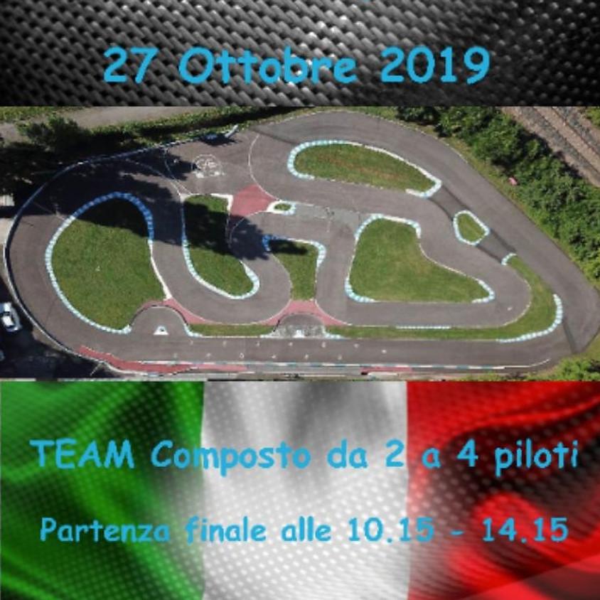 1^ 4 ore a squadre Super GT  GAE FERRARA RC