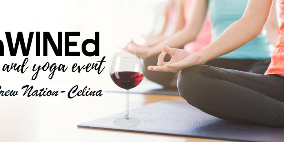 UnWINEd into Yoga