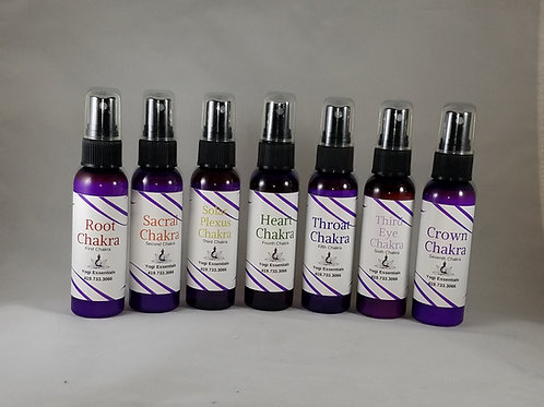 Chakra Spray kit