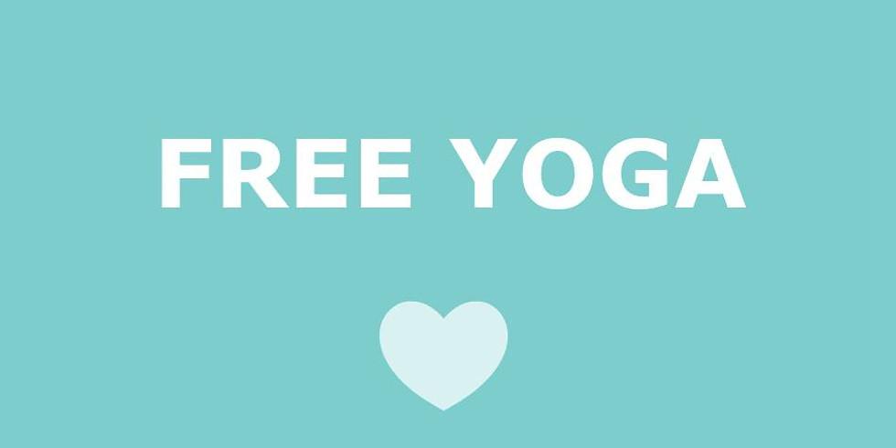 Free Yoga Sampler