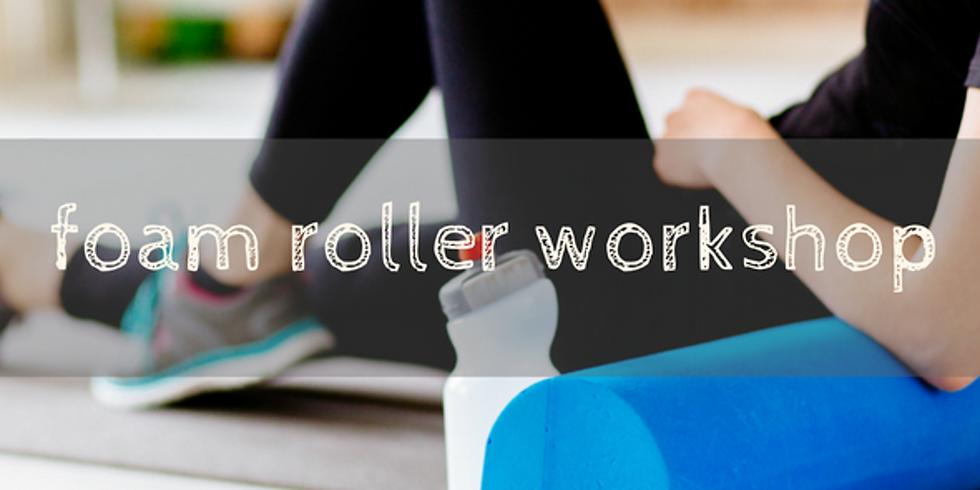 Foam Roller Workshop