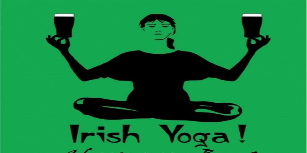 Irish Yoga Choose your Brew