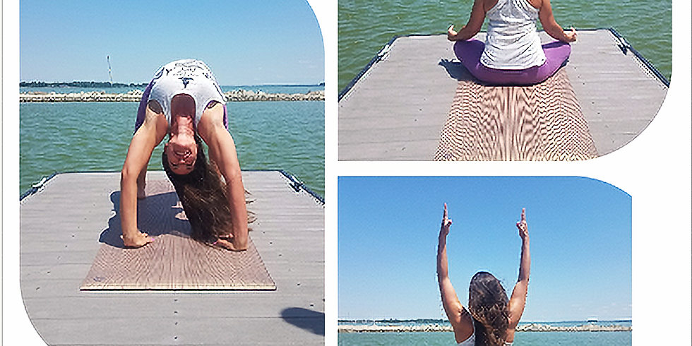 Yoga on the Docks 2021