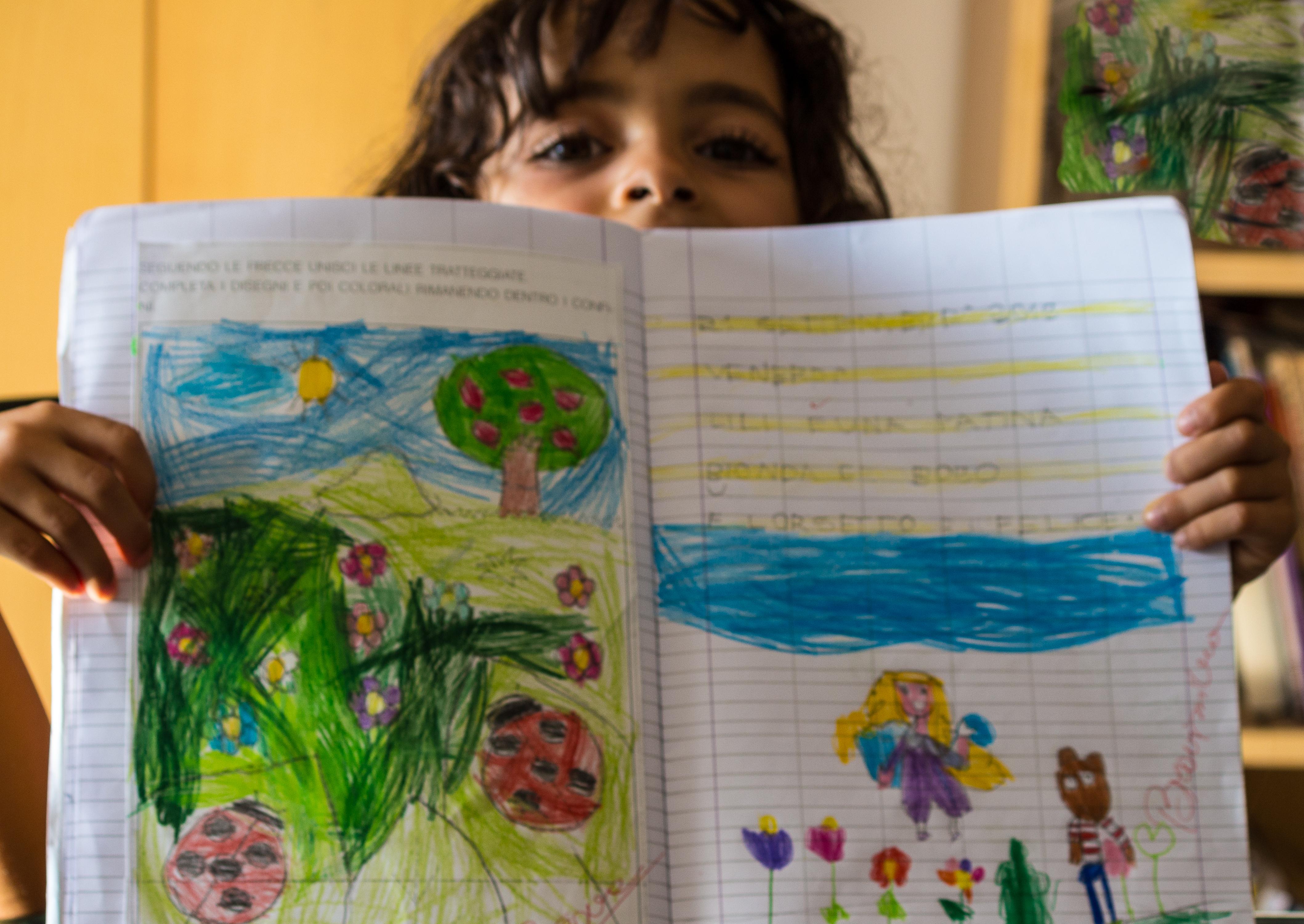 3°_Claudia_Ritorno_a_scuola