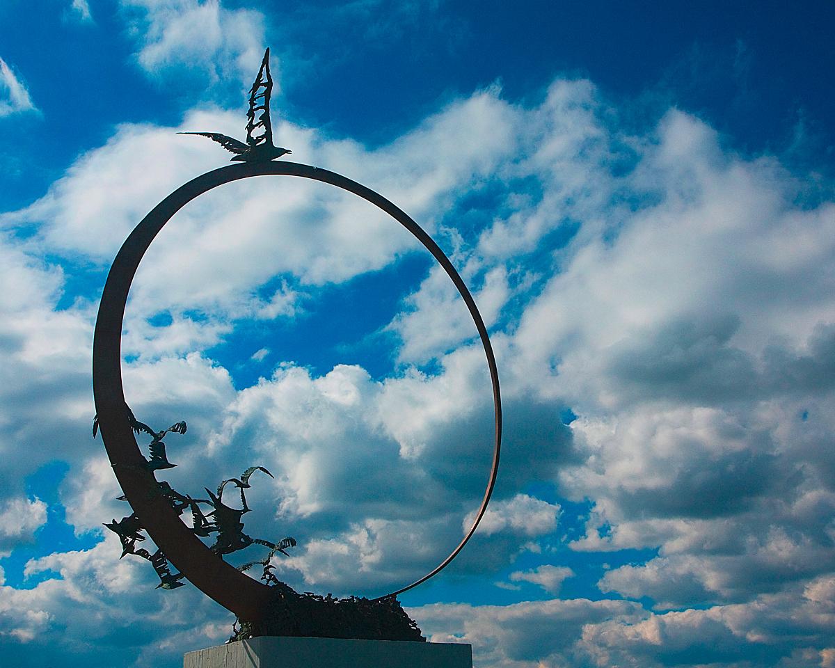 Monumento al gabbiano