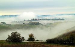 La nebbia agli irti colli Truentini