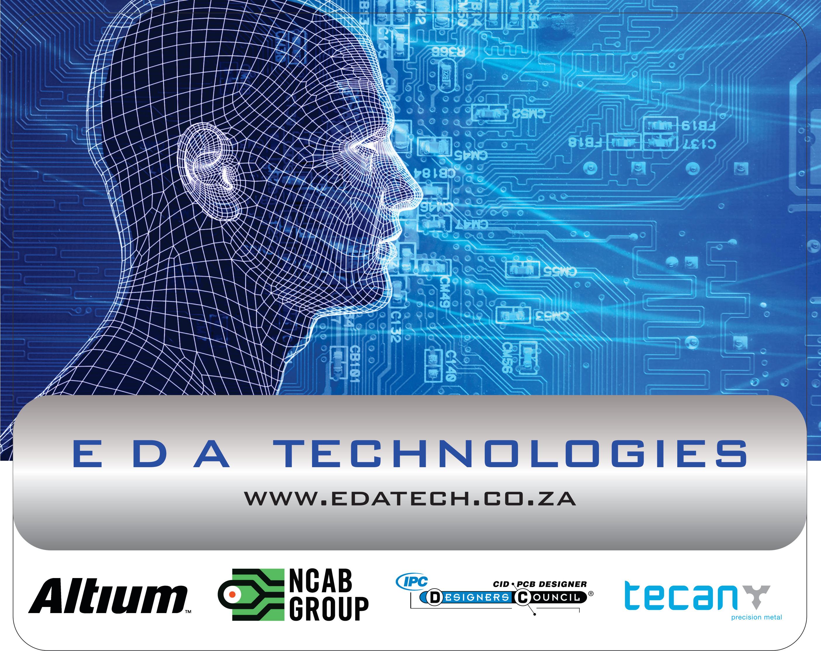 EDA Technologies - Mouse Pads