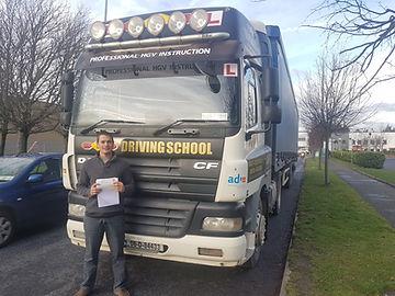 Naas best Truck driving school co. kildare