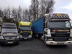 Artic truck driving lessons Naas