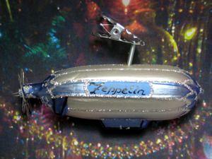 #BG-099b - Zeppelin, Baby Blue