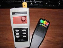 Mel meter and K2 unit