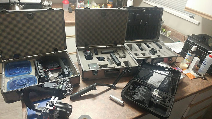 our paranormal equipment