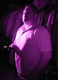 Jay - paranormal investigator and team skeptic