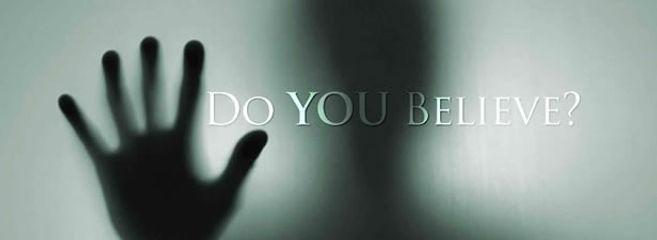 Do you beleive?