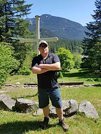 Jay at Pioneer Graveyard.jpg