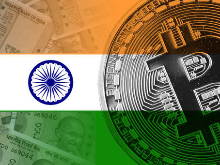 India's tryst with Crypto