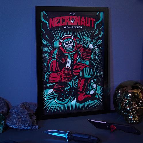 NECRONAUT Poster